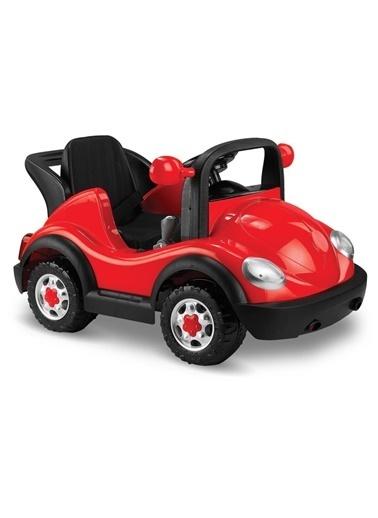 BabyHope Kumandalı Akülü Araba 12V-W431R Kırmızı